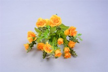 small artificial rose flower for the coming Thanksgiving