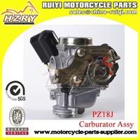 PZ18J High Quality Popular Motorcycle Carburetor