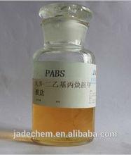 Diethylamino propyne formic acid salt (PABS ) / electroplating bath