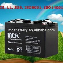 Good Quality 12V 100Ah UPS Battery UPS System UPS Power