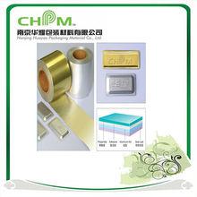 Pharmaceutical packing blister foil alu plastic alu maker in China