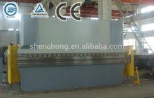 WC67K-200T/5000 CNC hydraulic carbon steel press brake