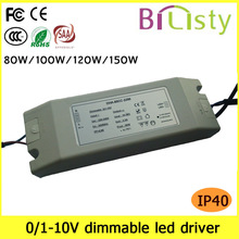 100w led transformer, led dimmable 0-10v transformer,same quality with meanwell led driver