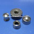 Máquina de piezas de repuesto, Repuestos de mecanizado de piezas, Máquina de productos de Metal