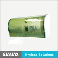 Magic flexible sticker plastic toilet paper holder V-7302
