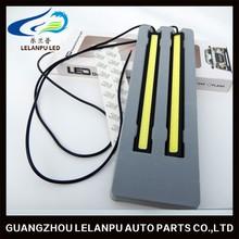100% Waterproof 17cm COB led daytime running light