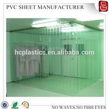 PVC Soft Film/pvc stripe curtain
