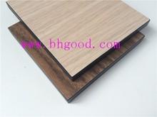 Woodgrain and Solid compact laminate countertops/phenolic board