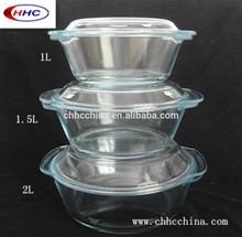 High Quality Bakeware Set/ Glass Bakeware