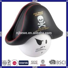 Best selling good quality custom pu pirate
