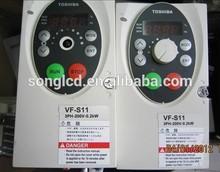 TOSHIBA inverter VF-S11 VFS11-2002PM-AN(1) 220V 0.2KW 60 days warranty