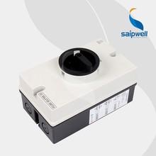 Saip / Saipwell high quality manufacture 8KA IP66 air conditioner isolator (SGN4-002GL)