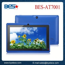 Best entry level tablet Dual core 7 inch q88 android4.0 mid