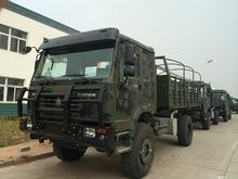 QINGZHUAN HOWO military truck used 4x4