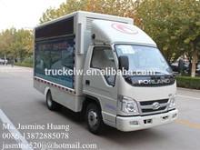 super calidad de mejor venta de led de camiones foton forland luz camiones
