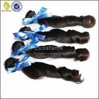 Aliexpress sells raw virgin hair Most Popular 100% Unprocessed Wholesale,brazilian hair clip ponytail