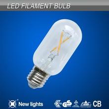 LOW Power Consumption LED Filament Bulb T45 2W