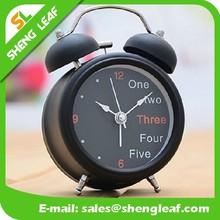 Elderly loud bell vibrating alarm clock