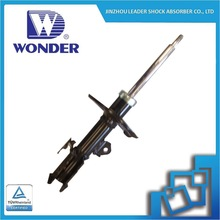 Auto suspension system spare parts gas filled front car shock absorber for Toyota Auris