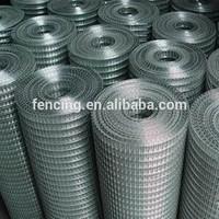 black wire mesh rolls