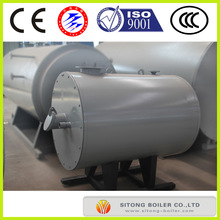 textile factory industrail oil(gas) fired thermal oil heater,air heater