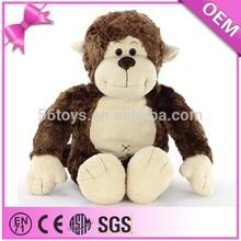 Customize wholesale stuffed monkey toys, cute names monkey made in China
