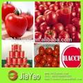 Alimentos lista de precios en lata salsa de tomate de tomate españa