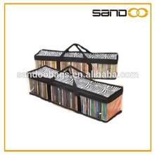 Holds 50 CD's Each CD's bag,Set of 2 CD Storage Bags