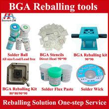 price list of soldering station bga reballing stencil and bga solder ball