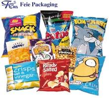 Flexible Food Packaging Bag
