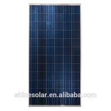 250W Poly solar panel stock