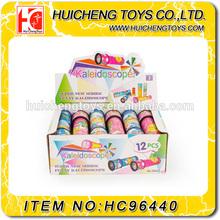 mini fantastic paper cardboard children promotional gift kaleidoscope