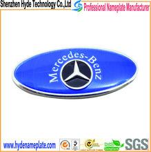 custom design 3d brand metal Wholesale Famous Car Logos