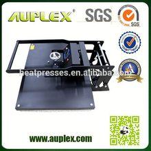 "Auplex clamshell 60cm x 80cm(24""x31"") sublimated printing mens t shirt garment"