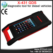 2014 Newly hot sale and good price LAUNCH X-431 GDS auto remote control code scanner diagnostic machine for all cars