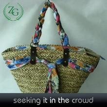 Cheap customized women straw bags