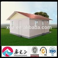 Log Houses China Steel Shed Frame Kit Prefab House