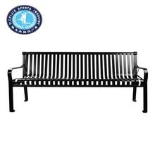Top sale Galvanized Steel mesh garden furniture and decorative garden Metal bench