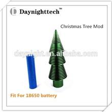 Daynighttech Orginal Christmas Tree Mod Fit For 18650 Battery Mechanical Mod X-MaS Mod