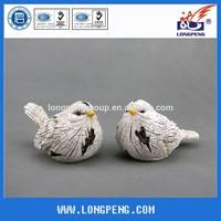 OEM Resin Garden Bird Ornaments