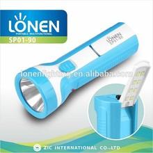 LONEN SP01-90 0.5W best super bright camping flip rechargeable light