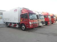 fiberglass truck box body