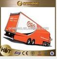 Especializada en los vehículos pesados de calidad garantizada de remolque de camión, remolque de camiones usados para la venta de alemania