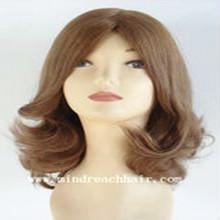 hot sales factory price 100% European human remy virgin hair Jewish wig