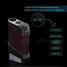 electronic cigarette dry herb vaporizer 7W-200W box mod Kmary 200 mod ,full mech mod kamry 200