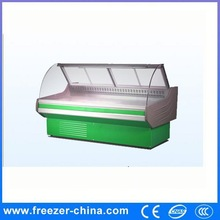 Made in China high quality open glass electric food warmer with CE certification