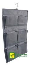 nonwoven hanging wall pocket storage organizer