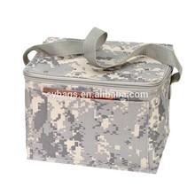 digital camouflage 6 pack cooler bag / disposable cooler bags wholesale / cooler bag wholesale