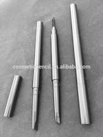 Triangle eyebrow pencil