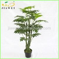 life size artificial decorative trees house plastic trunk plant